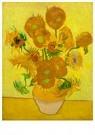Vincent van Gogh (1853-1890)  -  Sunflowers, 1889 - Postkaart -  A104174-1