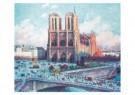 Maximilien Luce (1858-1941)  -  Notre Dame Saint Michel - Postkaart -  A10440-1