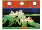 Dick Pieters (1941)  -  Zwemmers - Postkaart -  A10452-1