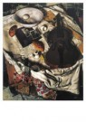 Dick Ket (1902-1940)  -  Stilleven met viool - Postkaart -  A10453-1