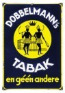 -  Emaille reclamebord Dobbelman - Postkaart -  A10480-1