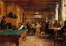 Cornelis Vreedenburgh 1880-194 -  Kroegje detail - Postkaart -  A10485-1