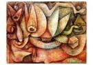 Paul Klee (1879-1940)  -  Indiscretion, 1935 - Postkaart -  A104938-1