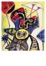 Lucebert (1924-1994)  -  Oordeel van Paris - Postkaart -  A10499-1