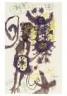 Lucebert (1924-1994)  -  Partisans 1951 - Postkaart -  A10509-1
