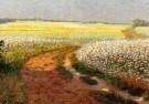Co Breman (1865-1938)  -  Namiddag/Blaricum - Postkaart -  A10559-1