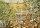 William H.Singer (1868-1943)  -  Tuin van De Wilde Zwanen - Postkaart -  A10566-1