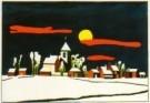 Thomas D. M. Breukel (1937)  -  Grote Stilte Atlas - Postkaart -  A10668-1