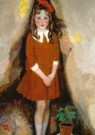 Jan Sluijters (1881-1957)  -  Loesje detail - Postkaart -  A10747-1