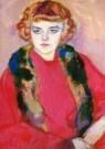 Jan Sluijters (1881-1957)  -  Fauvistische dames - Postkaart -  A10749-1