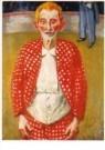 Kees van Dongen (1877-1968)  -  De oude clown - Postkaart -  A10777-1