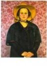 Jules Marcel Lenoir (1872-1931 -  Vrouwenportret - Postkaart -  A10780-1