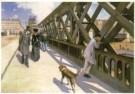 Gustave Caillebotte (1848-1894 -  De Pont - Postkaart -  A10789-1