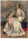 Charles Camoin (1879-1965)  -  La Gitane-De ziguenerin - Postkaart -  A10812-1