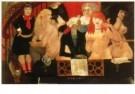 Tsuguharu Foujita (1886-1968)  -  Brothel Lupanar in - Postkaart -  A10813-1