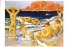 Maurice Denis (1870-1943)  -  Plage au Perros-Guirec - Postkaart -  A10817-1