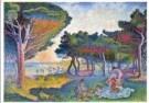 Cross, Henri Edmond  -  De middellanse zeekust - Postkaart -  A10847-1