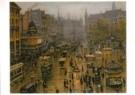 Paul Hoeniger (1865-1924)  -  De Spittelmarkt - Postkaart -  A10857-1