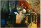 Kees Verwey (1900-1995)  -  Ateliersinterieur - Postkaart -  A10902-1