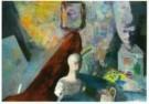 Kees Verwey (1900-1995)  -  Atelier stilleven - Postkaart -  A10909-1