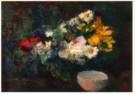 Kees Verwey (1900-1995)  -  Stilleven margrieten - Postkaart -  A10911-1