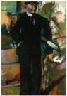 Kees Verwey (1900-1995)  -  Portret Maaskant - Postkaart -  A10913-1