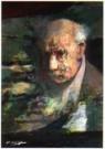 Kees Verwey (1900-1995)  -  Zelfportret - Postkaart -  A10914-1