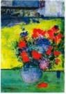 Kees Verwey (1900-1995)  -  Vaas met bloemen - Postkaart -  A10917-1