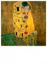 Gustav Klimt (1862-1918)  -  The Kiss (Der Kuss), 1907 - 1908 - Postkaart -  A110732-1