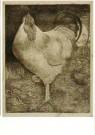 Jan Mankes (1889-1920)  -  Haan - Postkaart -  A11124-1