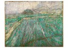 Vincent van Gogh (1853-1890)  -  Wheat Field in Rain, 1889 - Postkaart -  A111362-1