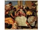 Paolo Veronese (1528-1588)  -  De maaltijd te Emmaus - Postkaart -  A11153-1