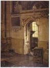 Johan Mekkink (1904-1991)  -  Poortje van de Eusebiuskerk, 1932 - Postkaart -  A11166-1