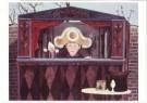Hermanus Berserik (1921-2002)  -  Teun in de poppenkast - Postkaart -  A11171-1