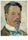 Theo van Doesburg (1883-1931)  -  Zelfportret, 1913 - Postkaart -  A111730-1