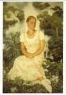 Ge Roling (1904-1981)  -  Portrait de ma femme, 1932 - Postkaart -  A11176-1