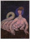 Boleslas Biegas (1877-1954)  -  Le Vampire glorieux - De glorieuze vampier - Postkaart -  A11179-1