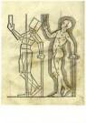 Heinrich Lautensack (1522-1568 -  Gravure uit: Des Cirkels und Richtscheyts - Postkaart -  A11223-1