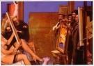 Harald Vlugt (1957)  -  De koningin in de studio - Postkaart -  A11238-1
