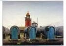 Dirk Hidde Nijland (1881-1955) -  Blauwgashouders - Postkaart -  A11261-1