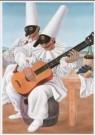 Gino Severini (1883-1960)  -  De twee hansworsten - Postkaart -  A1129-1