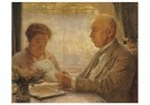 Willem Bastiaan Tholen 1860-1  -  Arntzenius, 1925 - Postkaart -  A11325-1