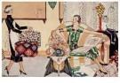 Ella Riemersma (1903-1993)  -  Omslag reclamefolder voor Hoedenmagazijn H.Mack - Postkaart -  A11384-1