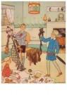 Ella Riemersma (1903-1993)  -  Kalenderblad, november 1928 - Postkaart -  A11385-1
