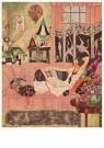 Ella Riemersma (1903-1993)  -  Kalenderblad, juli 1925 - Postkaart -  A11389-1