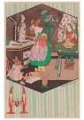 Ella Riemersma (1903-1993)  -  Prentenbriefkaart, ca 1926 - Postkaart -  A11392-1