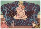 Ella Riemersma (1903-1993)  -  Uit: Het Verzenboek van Lijsje - Postkaart -  A11395-1