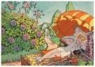 Ella Riemersma (1903-1993)  -  Uit: Het Verzenboek van Lijsje - Postkaart -  A11396-1