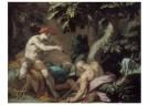 Hendrick Bloemaert (1602-1672) -  Mercurius, Argus en Io - Postkaart -  A11405-1