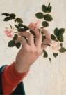 Jan van Scorel (1495-1562)  -  Madonna met wilde rozen (detail) - Postkaart -  A11409-1